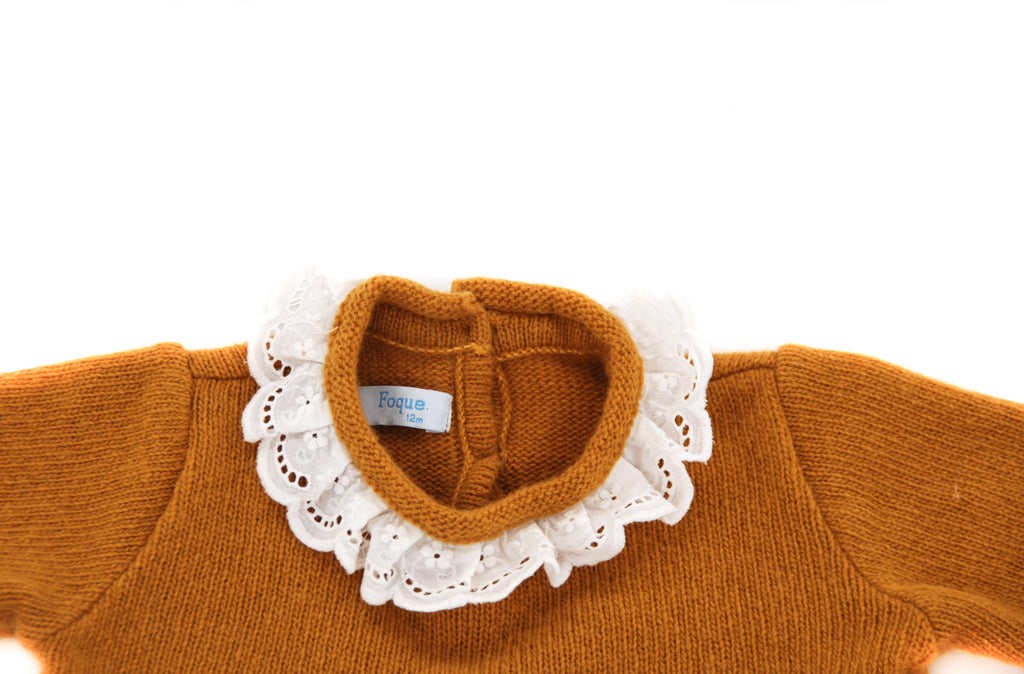 Foque, Baby Girls Sweater, 9-12 Months