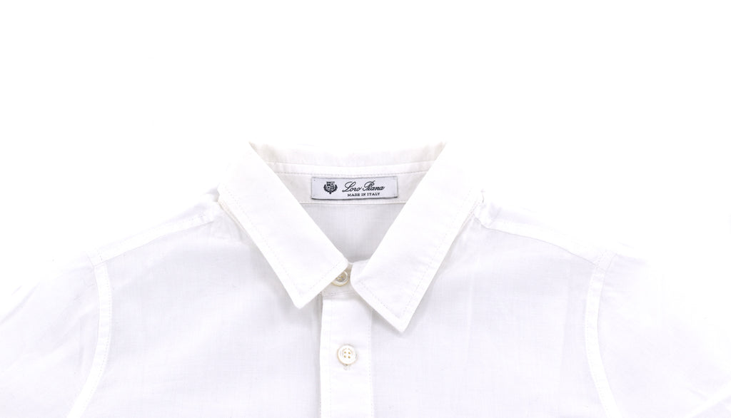 Loro Piana, Boys Shirt, 8 Years