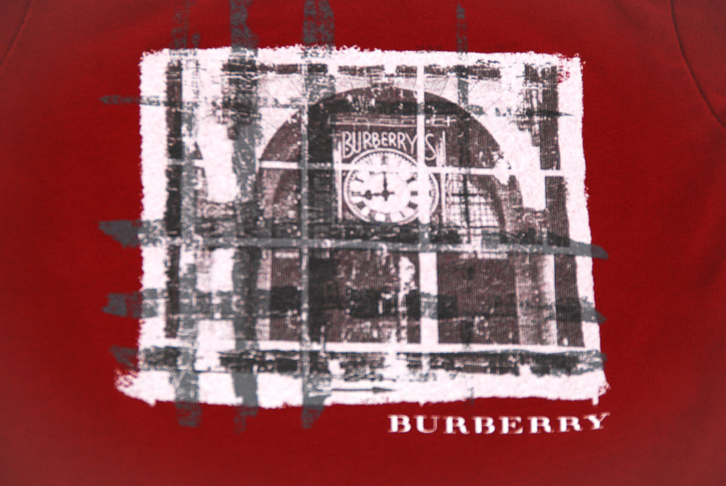 Burberry, Baby Boys T-shirt, 0-3 Months