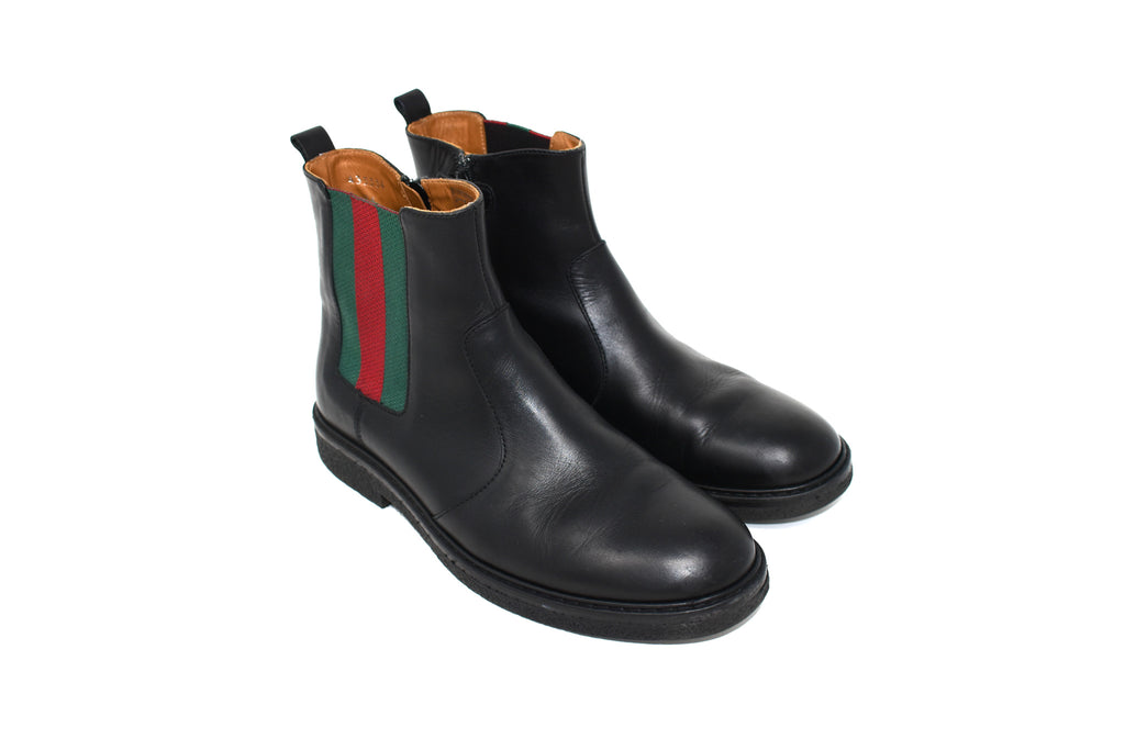 Gucci, Boys Boots, Size 36