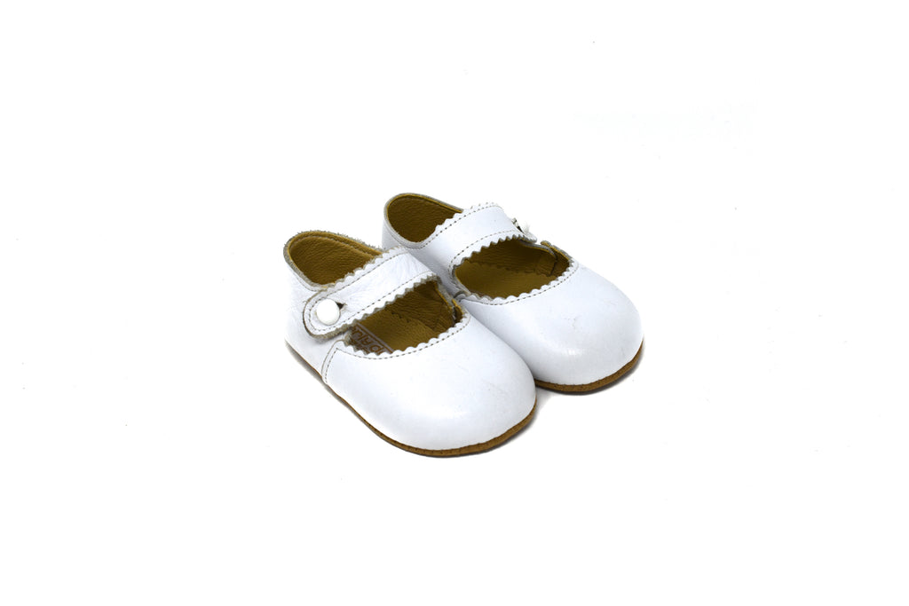 Early Days Shoes, Baby Girl Pram Shoes, 0-3 Months