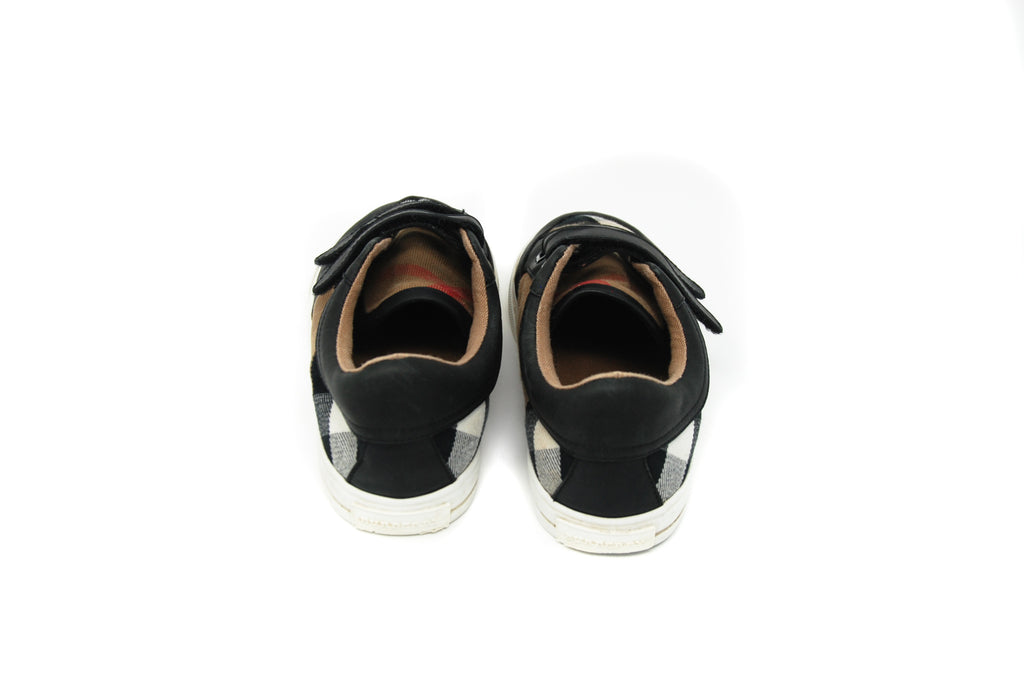 Burberry, Boys Trainers, Size 31
