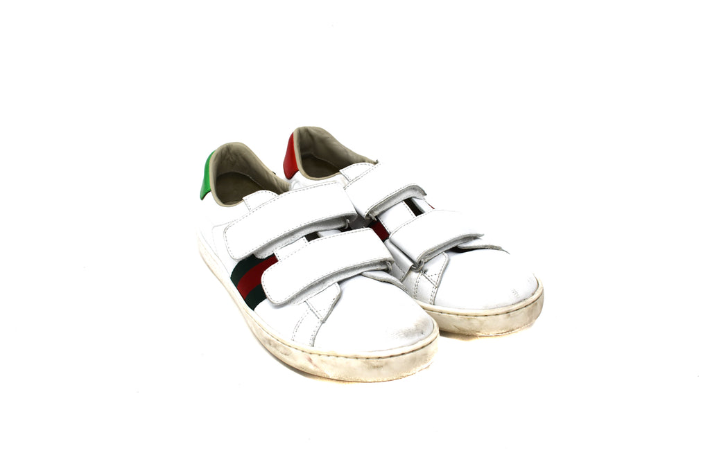 Gucci, Boys Trainers, Size 35