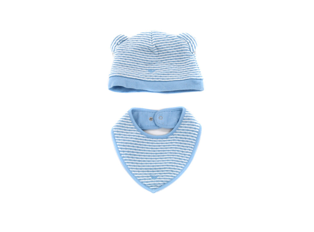 Emporio Armani, Baby Boys Hat, 3-6 Months