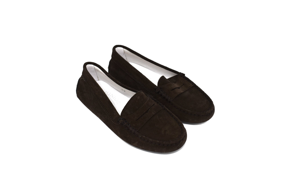 Tods, Boys Loafers, Size 29