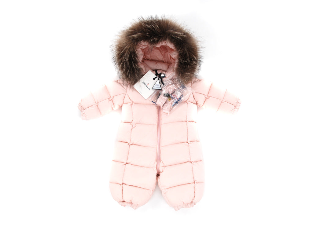 Moncler, Baby Girls Snowsuit, 3-6 Months