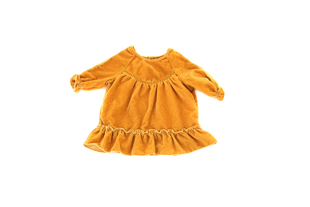 Velveteen, Baby Girls Dress, 0-3 Months