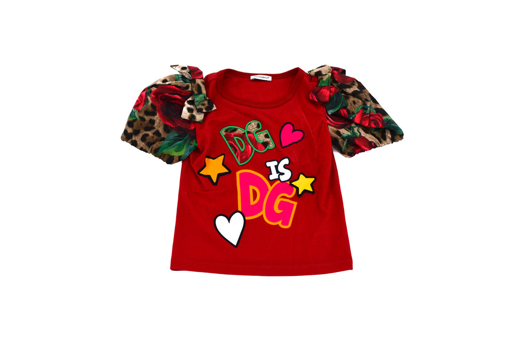 Dolce & Gabbana, Girls Top 4 Years