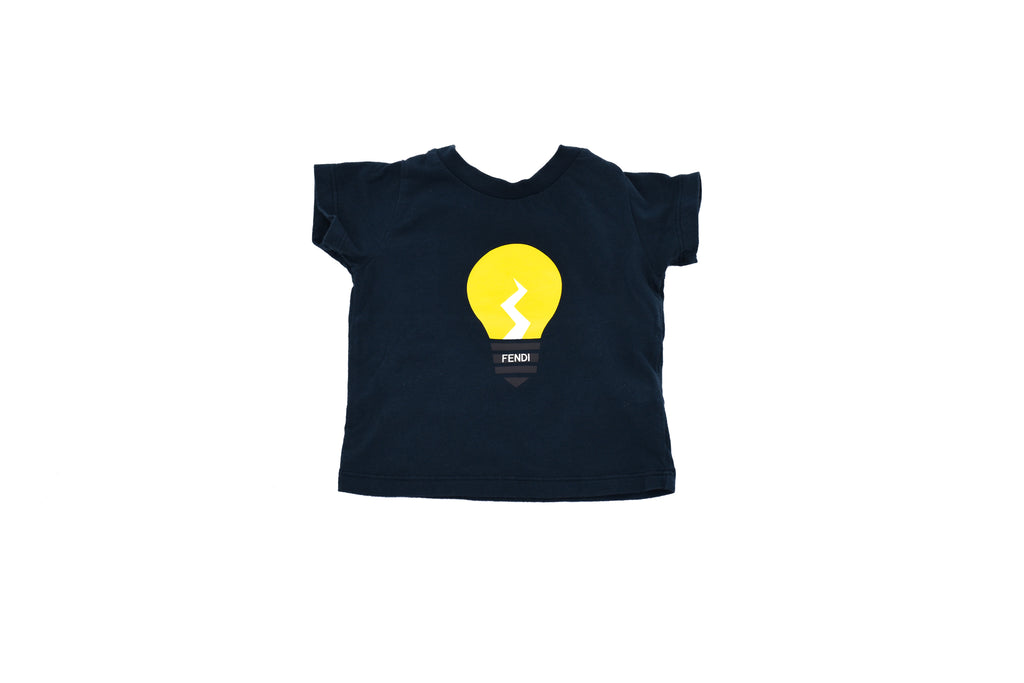 Fendi, Baby Boys T-shirt, 0-3 Months