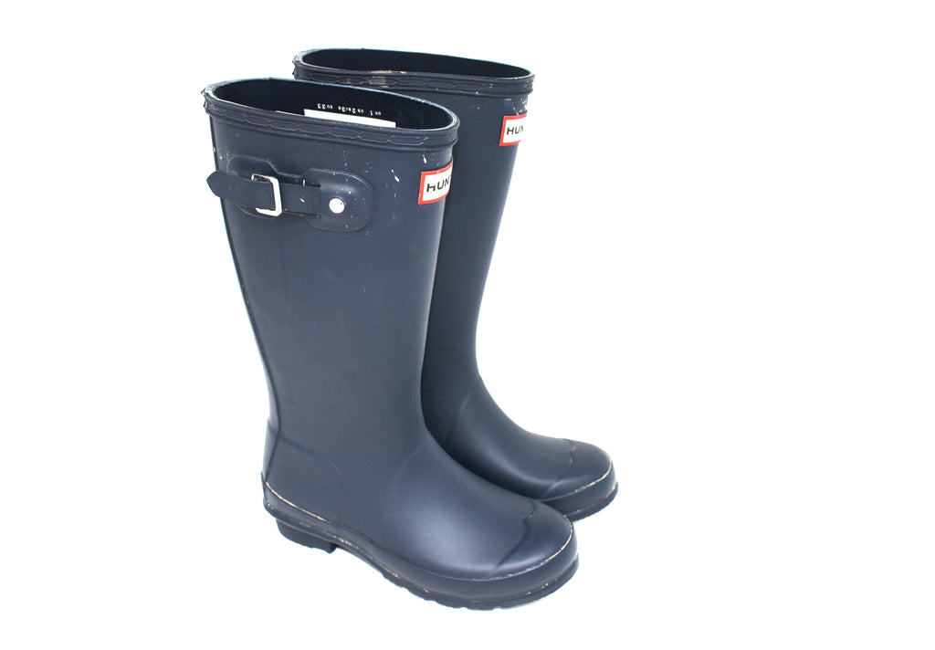 Hunter, Boys Wellies, Size 33