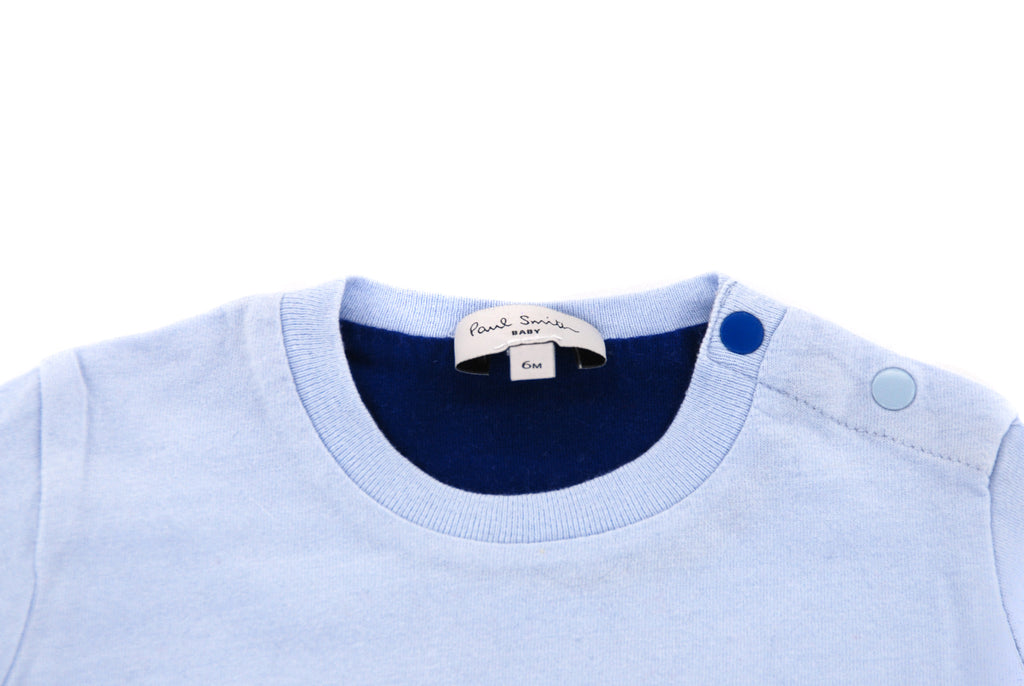 Paul Smith Junior, Baby Boys T-Shirt, 3-6 Months