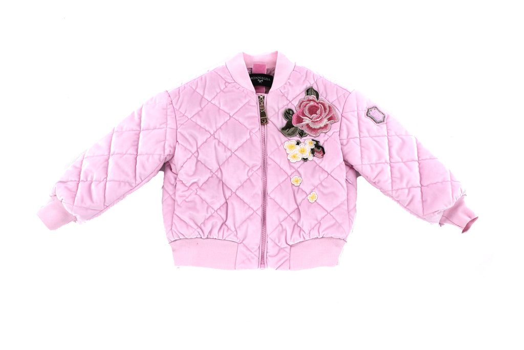 Monnalisa, Girls Jacket, 4 Years