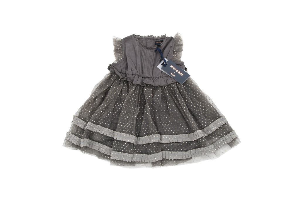 Mini A Ture, Baby Girls Dress, 6-9 Months