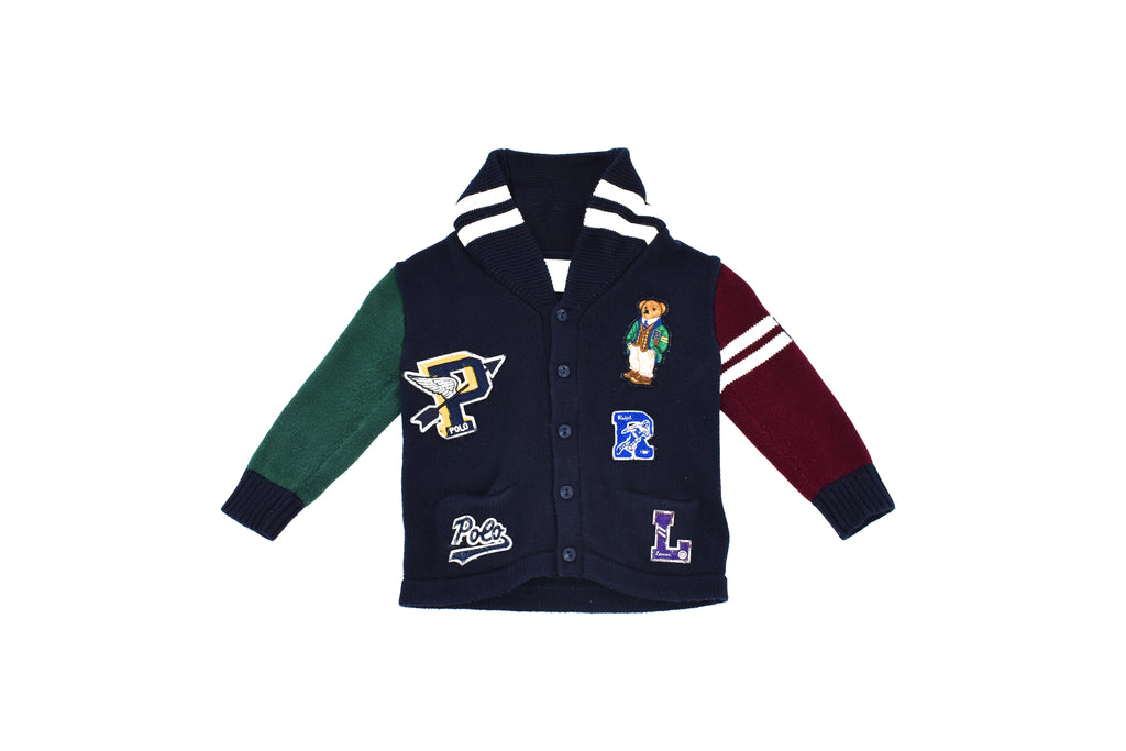Ralph Lauren, Boys Cardigan, 2 Years