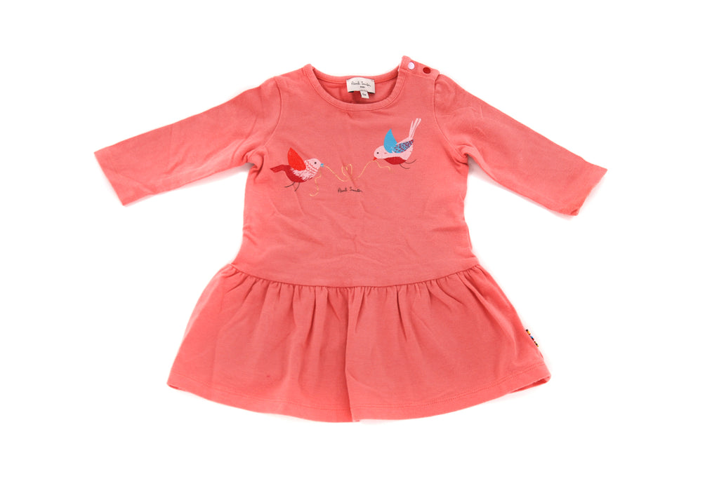 Paul Smith Junior, Baby Girls Dress, 3-6 Months
