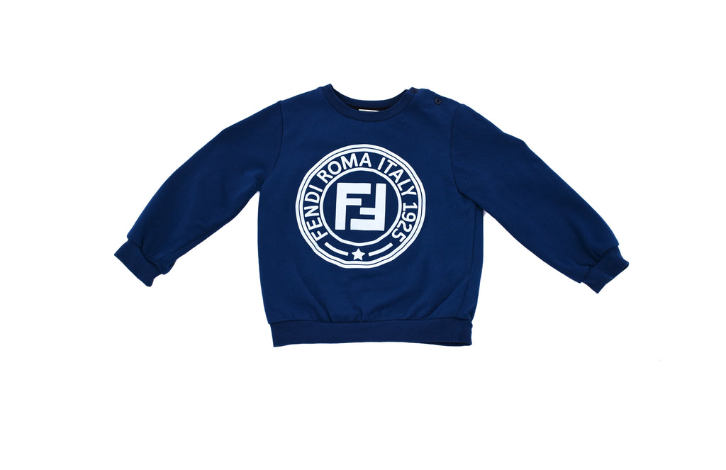 Fendi, Boys Sweatshirt, 2 Years