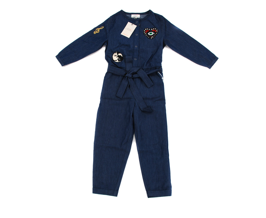 Wild & Gorgeous, Girls Jumpsuit, 4 Years