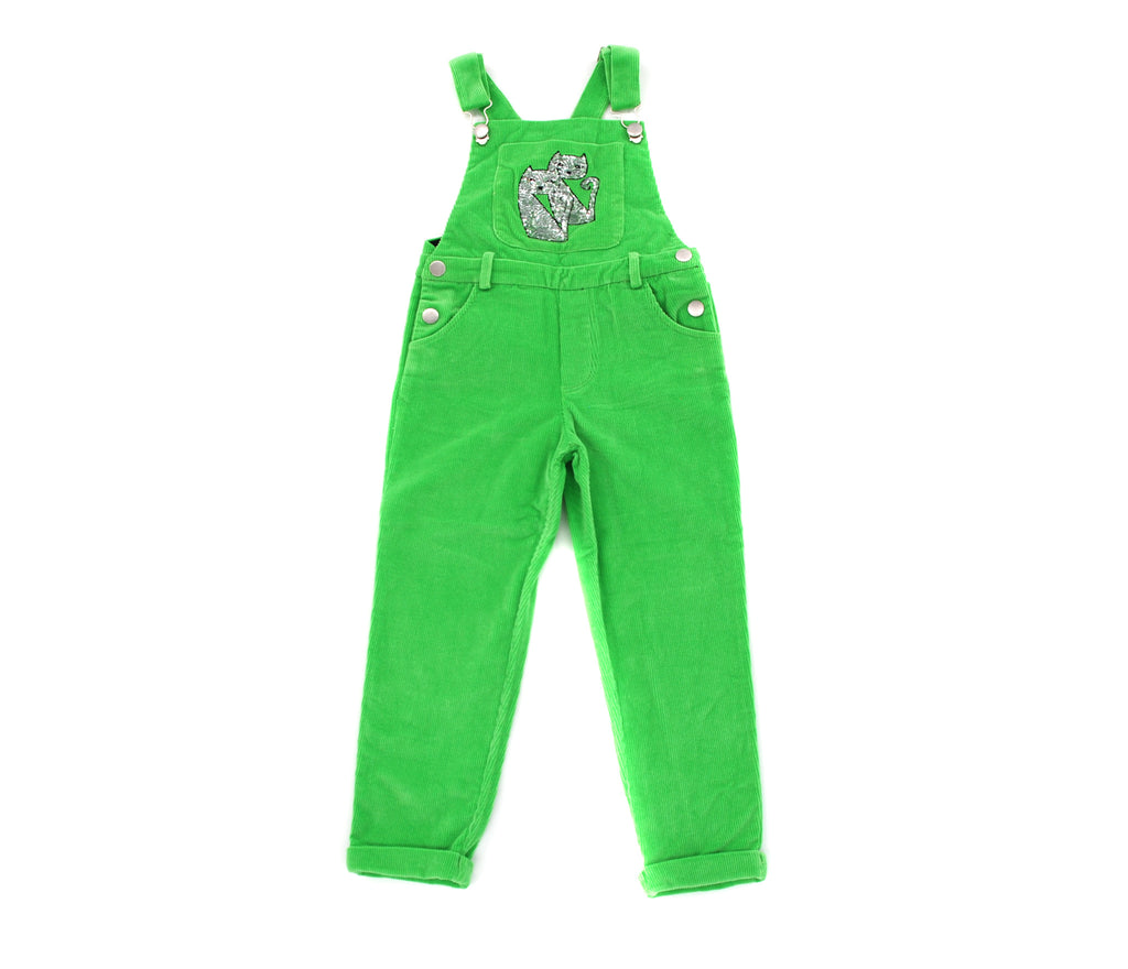Wild & Gorgeous, Girls Dungarees, 4 Years