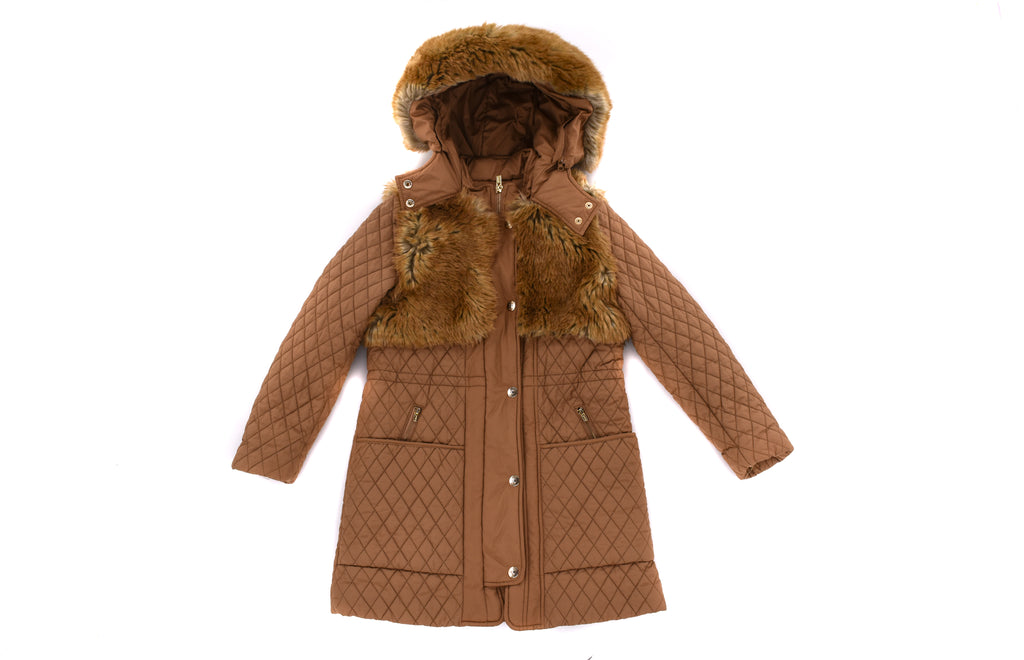 Chloe, Girls Coat, 6 Years