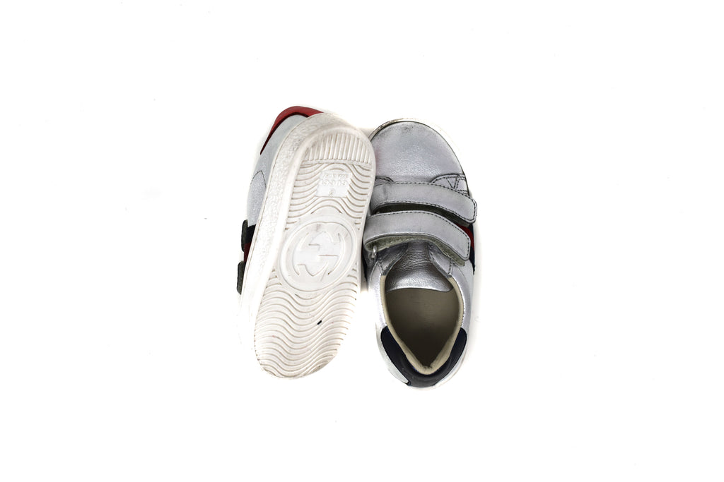 Gucci, Baby Girl Trainers, Size 22