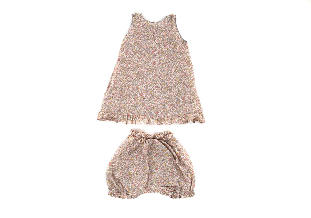 Makie, Girls Dress and Bloomers, 2 Years
