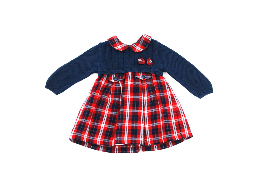 Dr. Kid, Baby Girls Dress, 0-3 Months