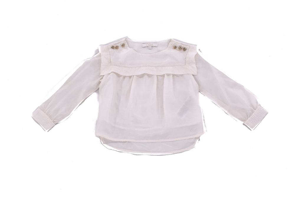 Chloe, Girls Blouse, 2 Years