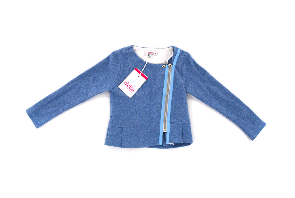 Aletta, Girls Jacket, 6 Years