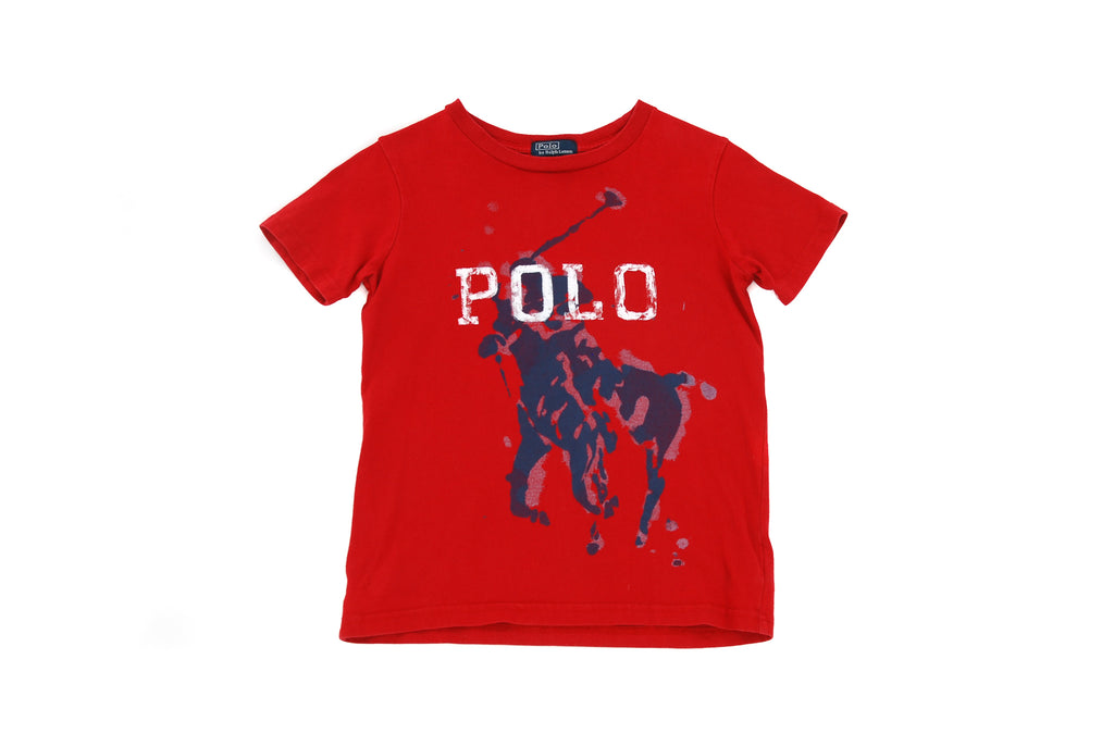 Ralph Lauren, Boys T-Shirt, 6 Years