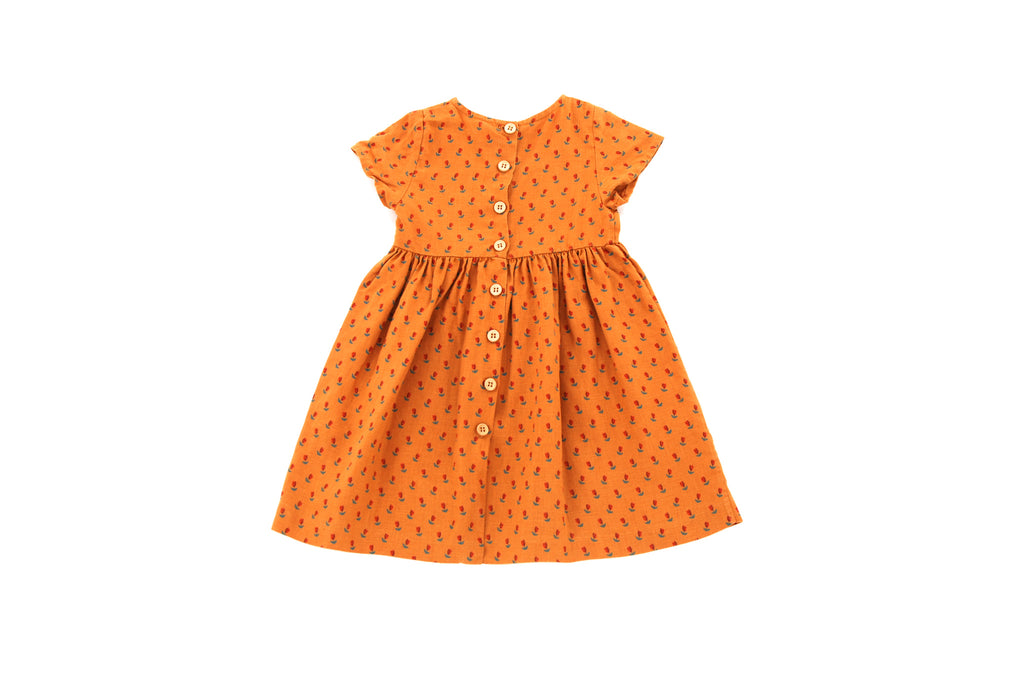 Oeuf, Girls Dress, 4 Years