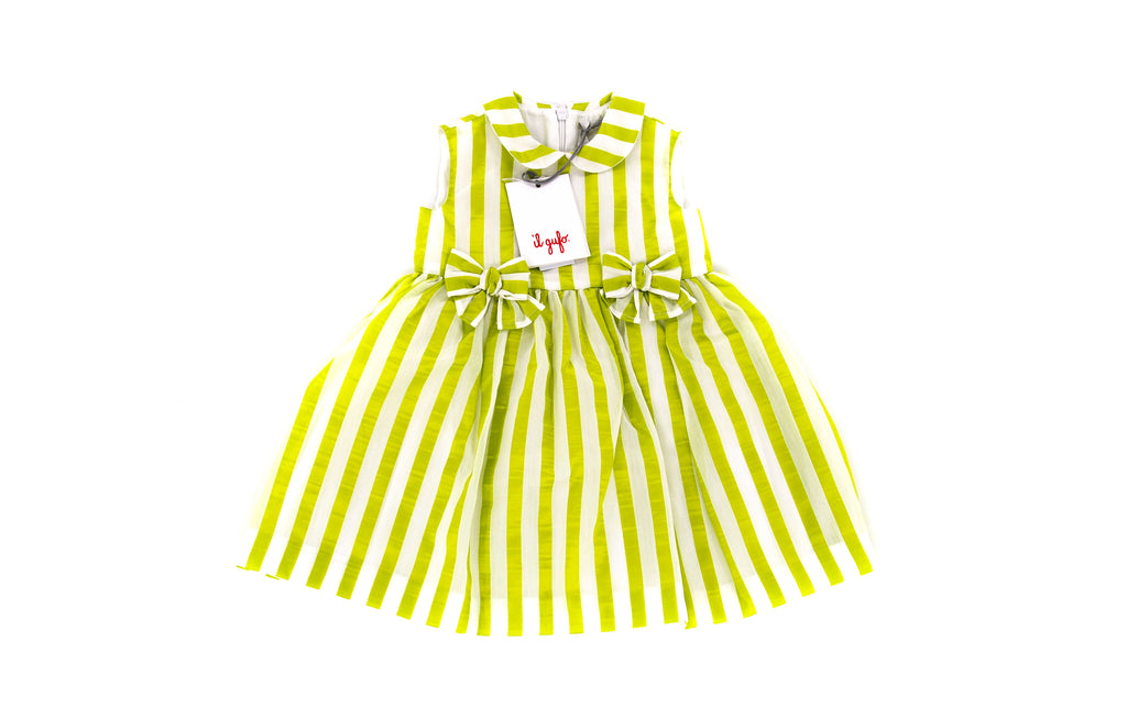 Il Gufo , Baby Girls Dress, 9-12 Months