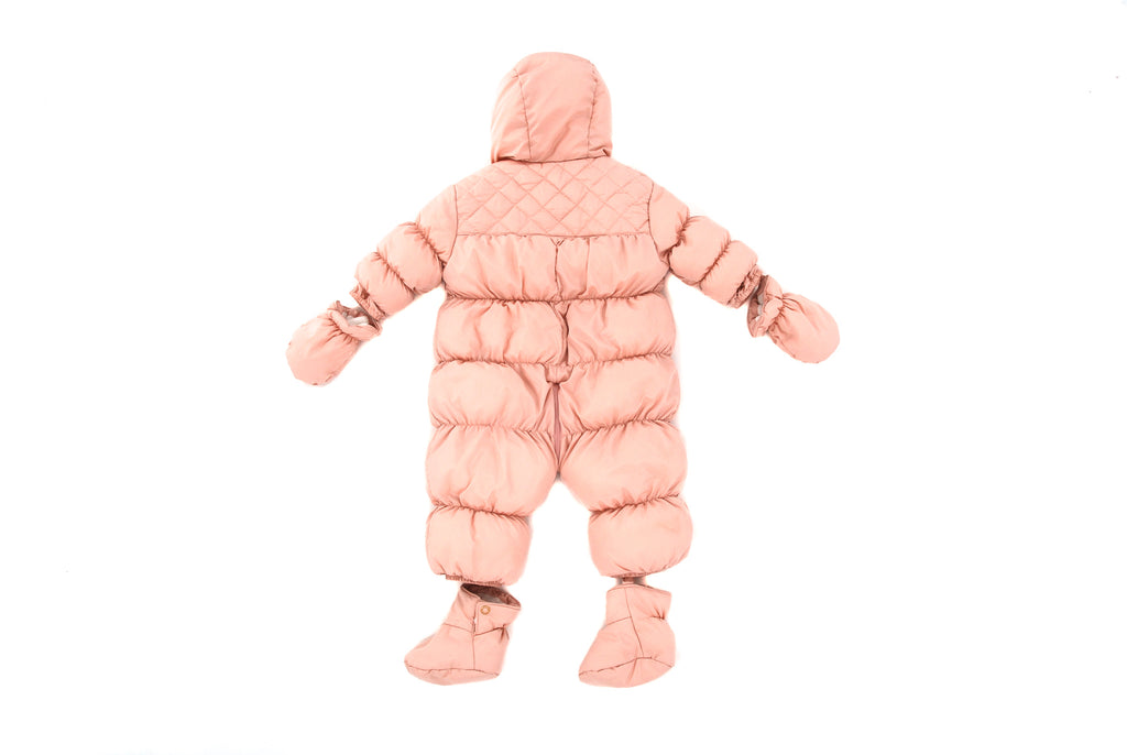 Chloe, Baby Girls Snowsuit, 0-3 Months