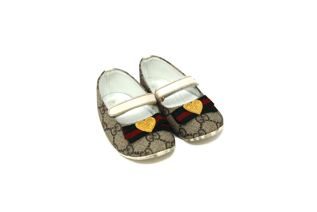 Gucci, Baby Girls Shoes, Size 19