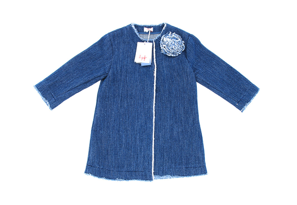 Il Gufo, Girls Coat, 5 Years