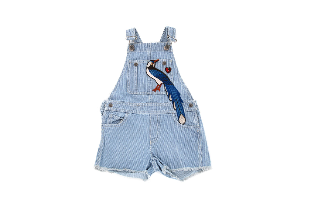 Gucci, Girls Dungaree Shorts, 6 Years
