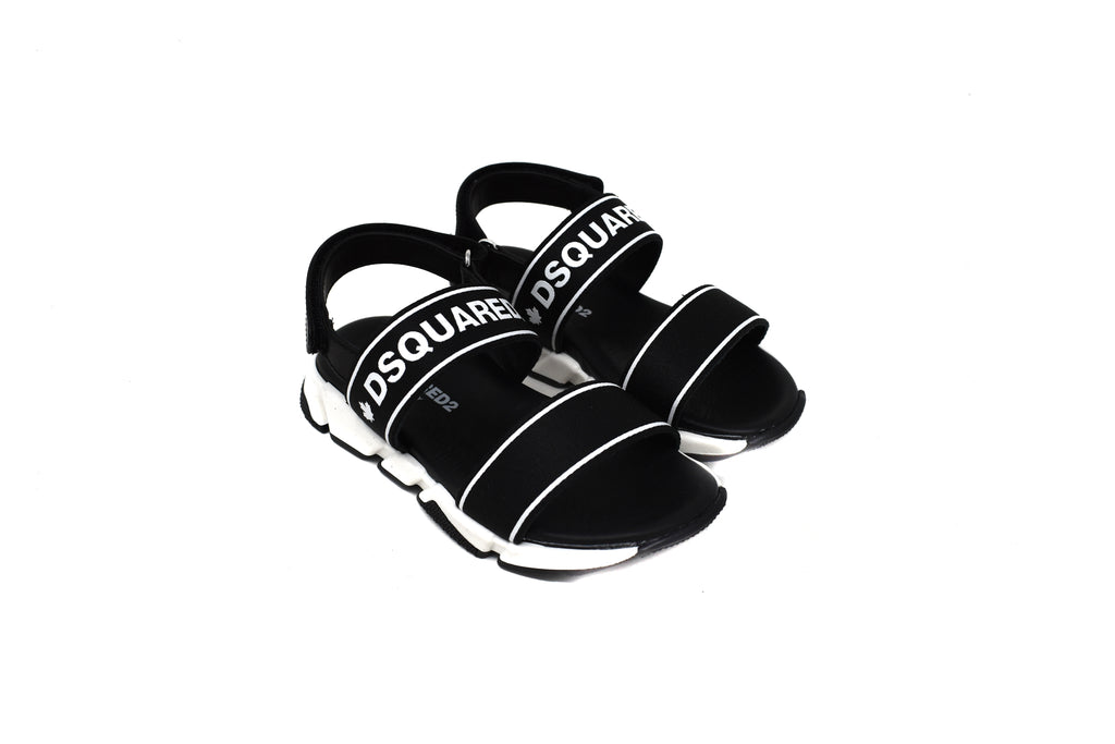 DSQUARED2, Boys Sandals, Size 30