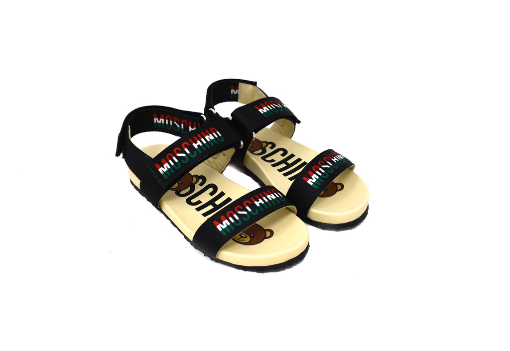 Moschino, Girls Sandals, Size 30