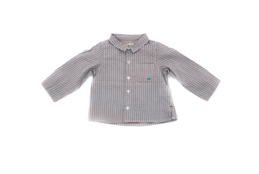 Marie Chantal, Baby Boys Shirt, 3-6 Months
