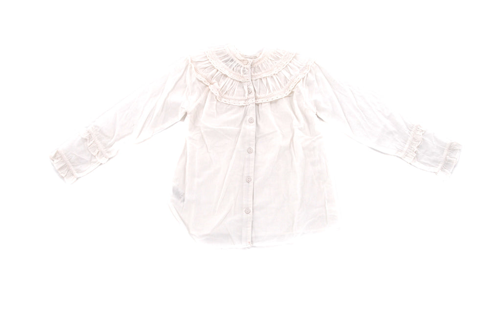 Bonnet a Pompon, Girls Blouse, 8 Years