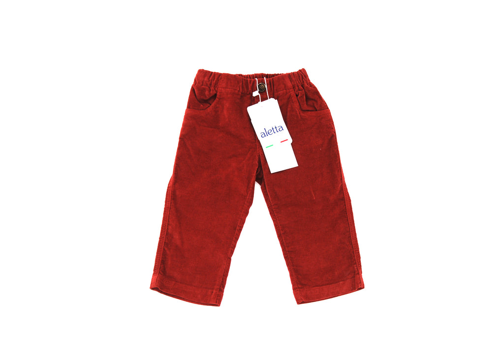 Aletta, Baby Girls Trousers, 9-12 Months