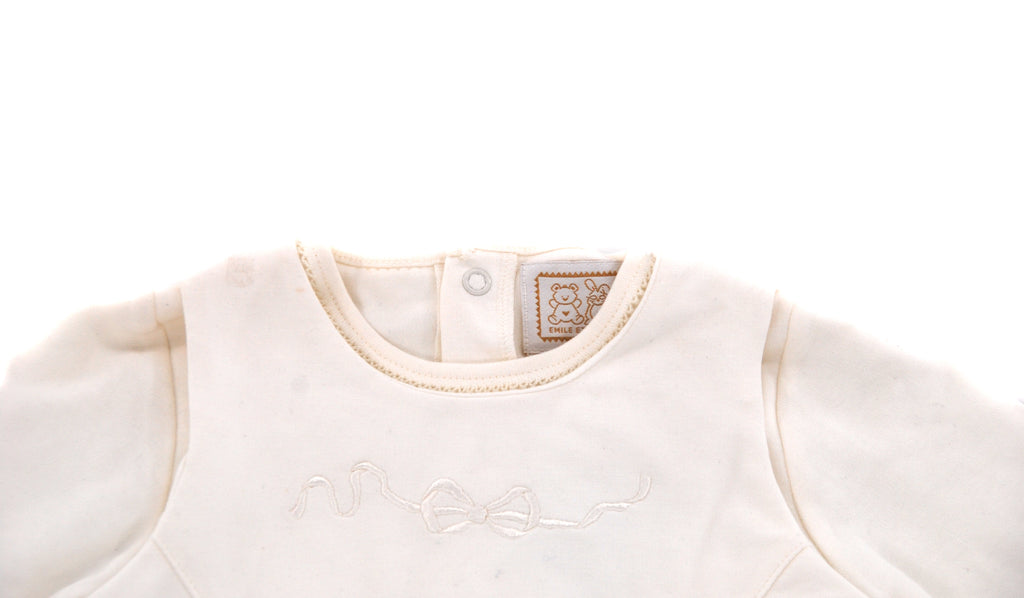 Emile et Rose, Baby Girls Dress, 9-12 Months