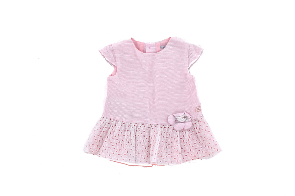Tutto Piccolo, Baby Girls Dress, 6-9 Months