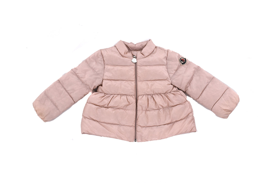 Moncler, Baby Girls Coat, 6-9 Months
