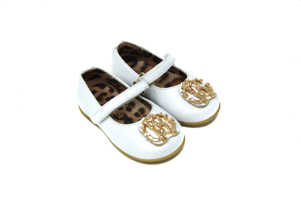 Roberto Cavalli, Baby Girls Shoes, Size 19