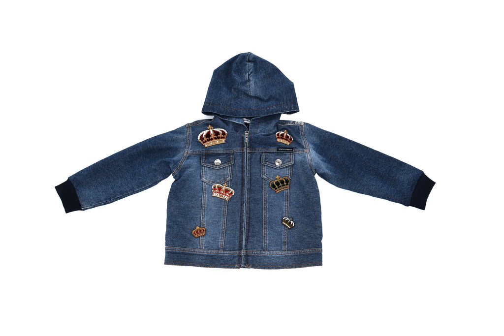 Dolce & Gabbana, Baby Boy/Girls Jacket, 12-18 Months