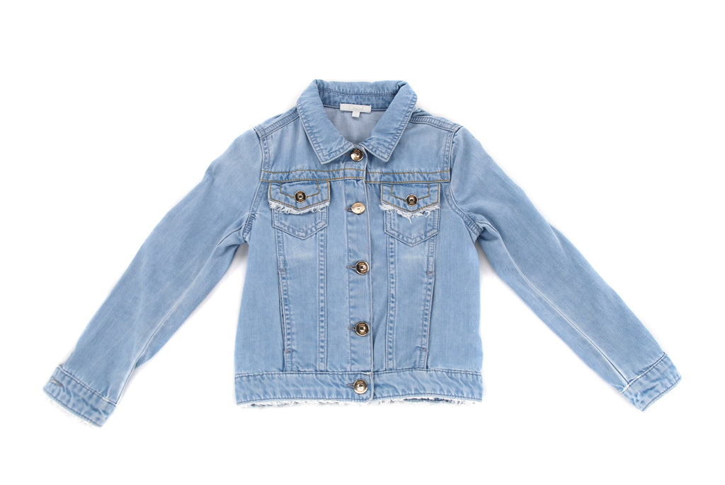 Chloé, Girls Denim Jacket, 6 Years