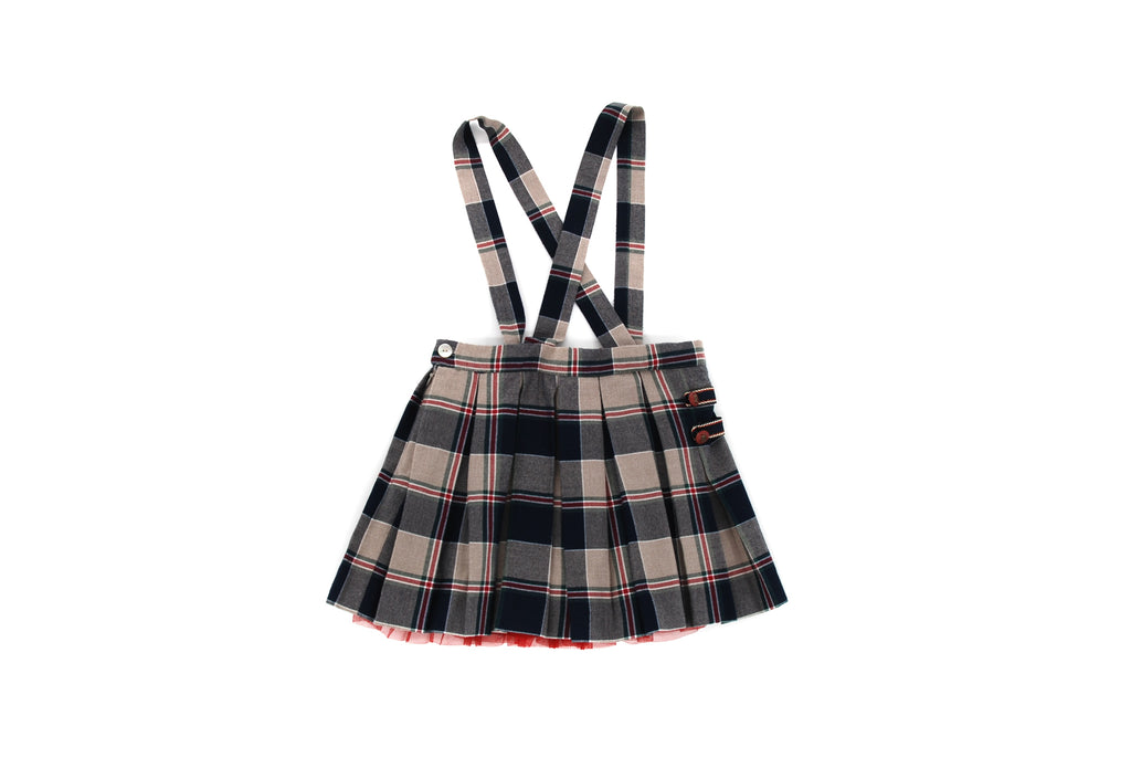 Kauli, Girls Dungaree Skirt, 6 Years