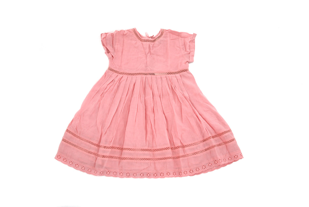 Bonnet a Pompon, Girls Dress, 6 Years