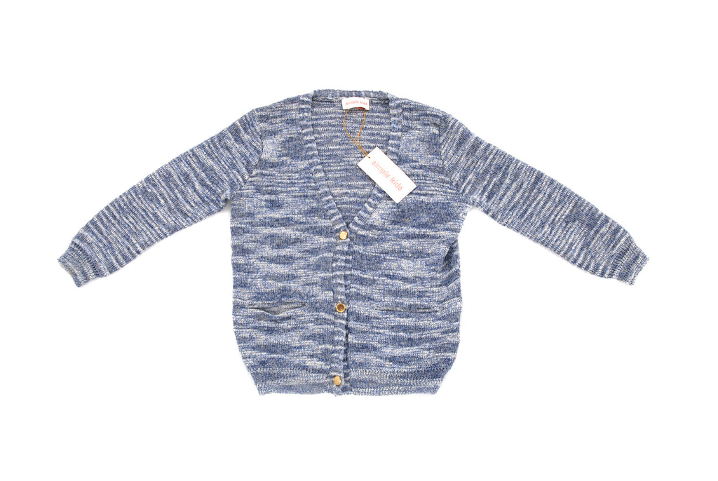 Simple Kids, Girls Cardigan, 6 Years