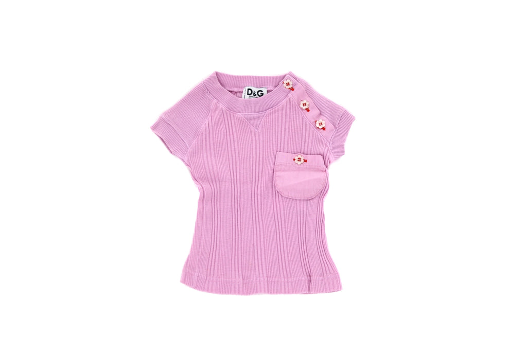Dolce & Gabbana, Baby Girls Top, 6-9 Months